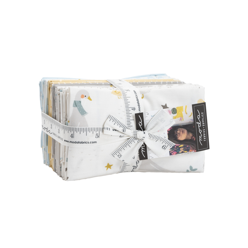 Little Ducklings Fat Eight Bundle by Paper & Cloth for Moda 25100F8