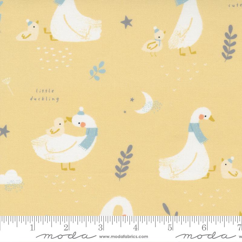 Little Ducklings 25100-16 Mustard