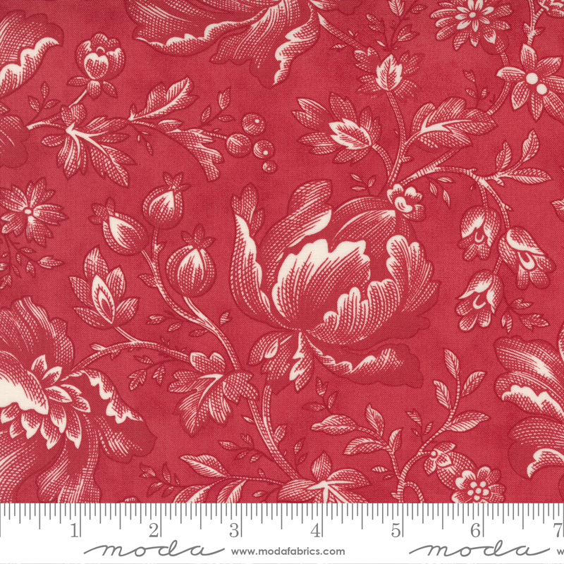 Cranberries Cream Cranberry Red Floral
