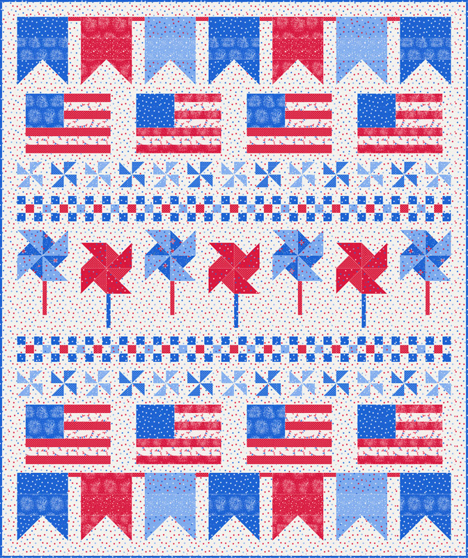 Holiday Americana Kit **PRE-SALE**