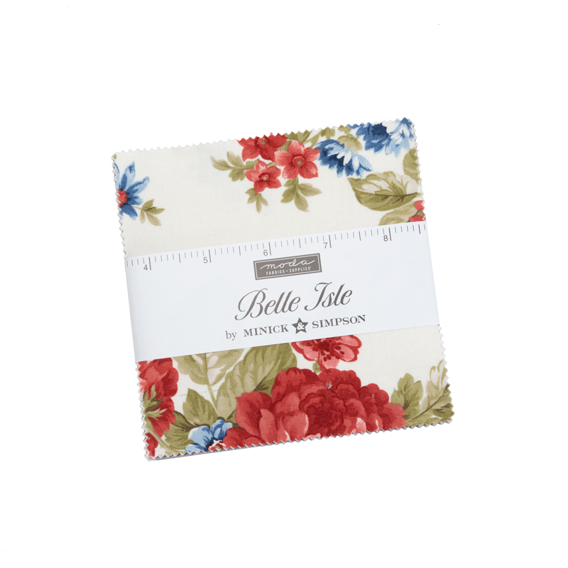 Belle Isle Charm Pack