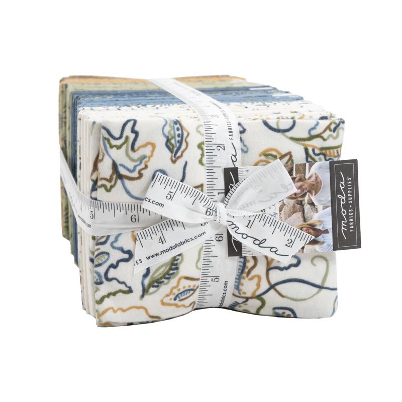 Fall Fantasy Flannels Fat Quarter Bundle by Holly Taylor for Moda 6840ABF