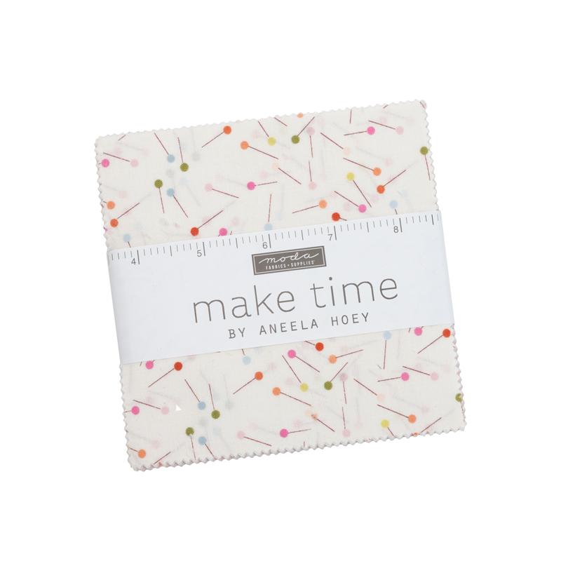 Make Time - 24570PP  Charm