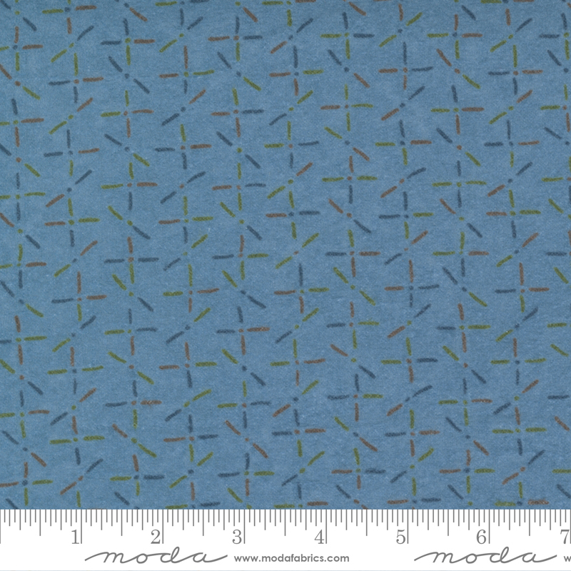 Fall Fantasy Flannels- 6846-16F River