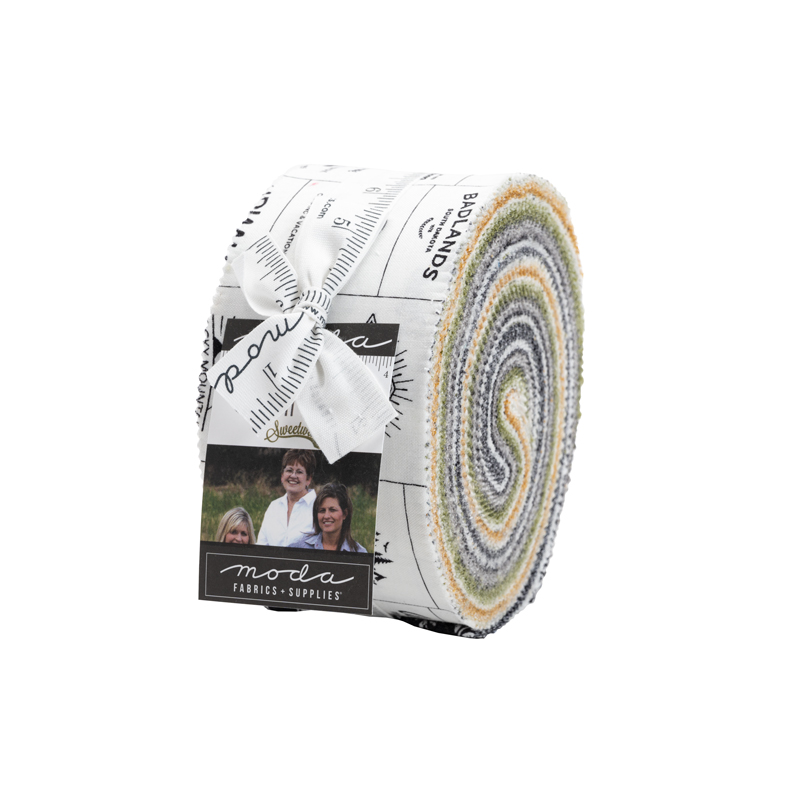 Timber Jelly Roll by Sweetwater