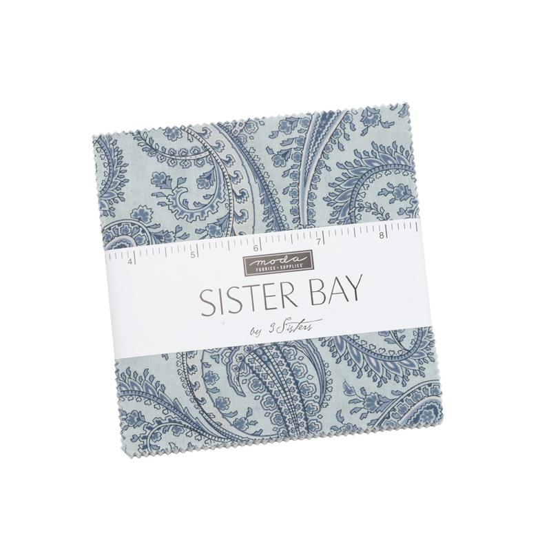 Sister Bay Charm Pack
