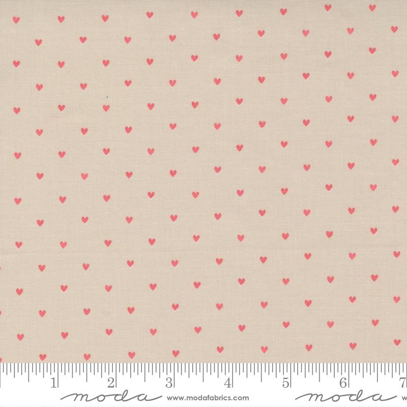 Love Note - Heart Dot - Dove 5155 17