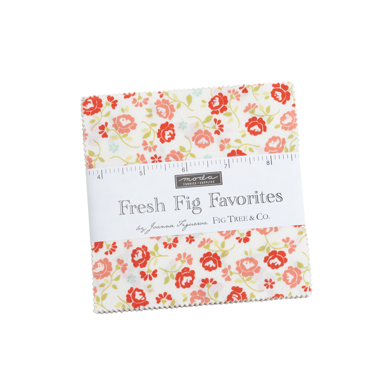 Fresh Fig Favorites Charm Pack (42 Pieces) - Fig Tree and Co. - Moda