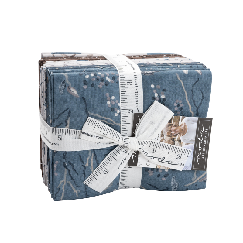 Change Of Seasons Fat Quarter Bundle by Holly Taylor for Moda 6860AB