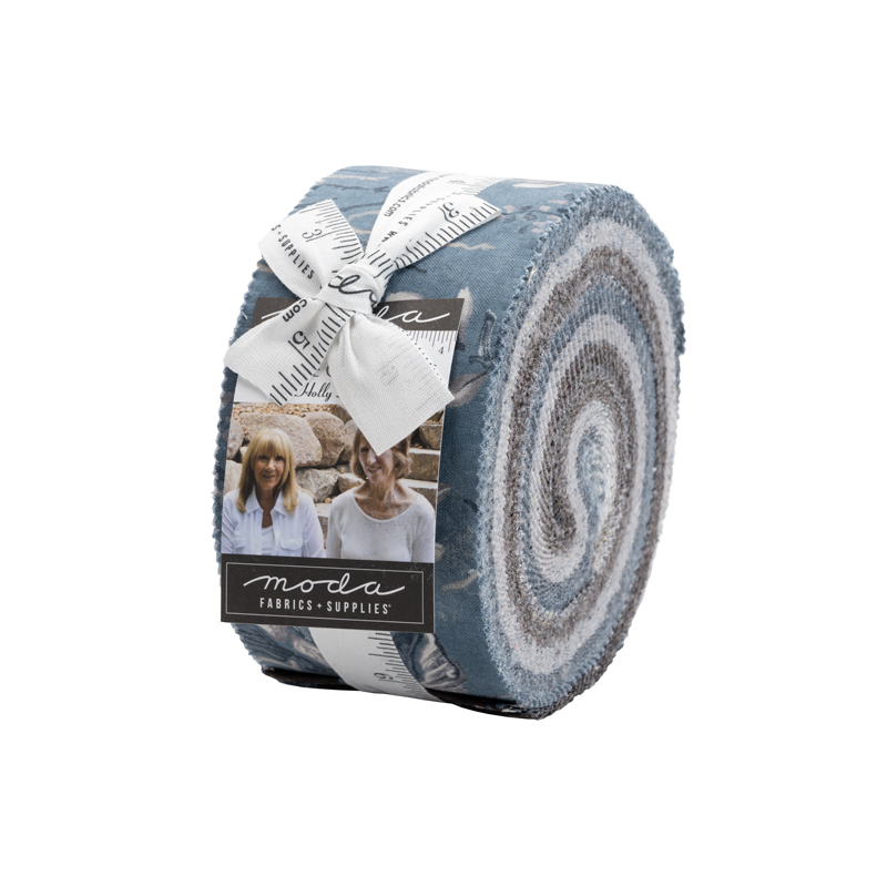 Change Of Seasons Jelly Roll by Holly Taylor for Moda 6860JR