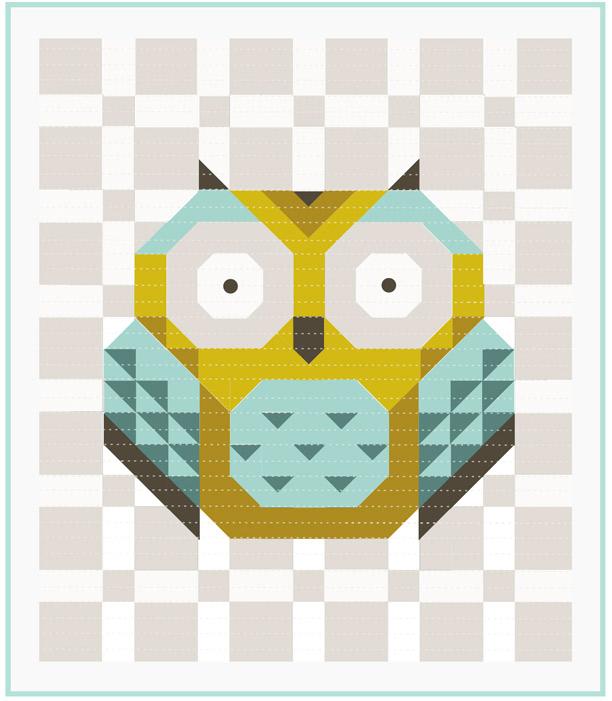 Little Owl Kit #9900BO