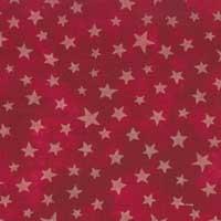 Marble Star Turkey Red