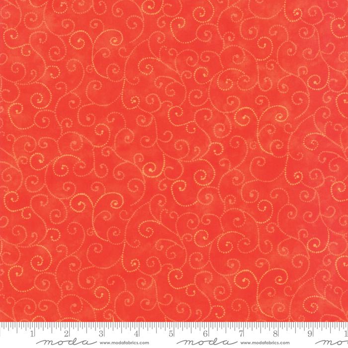 Marble Swirls Orange