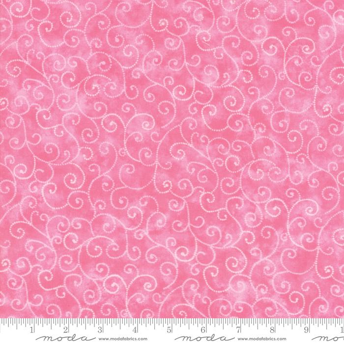 Pink Sherbert  - Moda Swirls