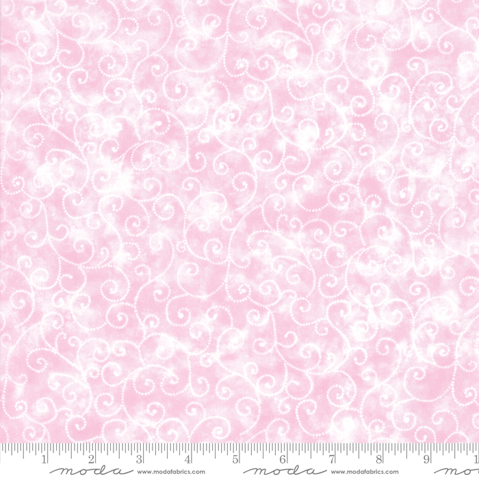 9908 37 Marble Swirls Pink by Moda
