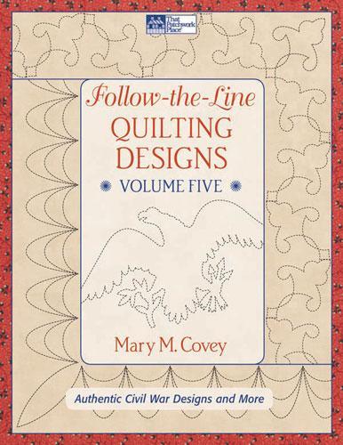 Follow The Line Quilt Designs 5