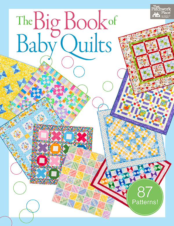 Big Book Of Baby Quilts