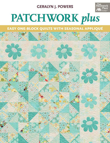 Patchwork Plus Book by That Patchwork Place+