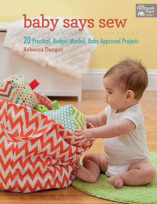 *Baby Says Sew by Rebecca Danger