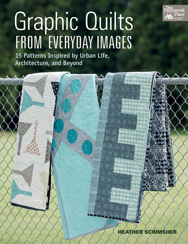 Graphic Quilts From Everyday Im