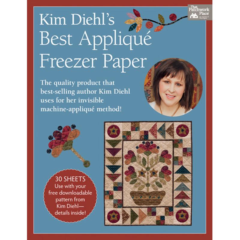Freezer Paper Kim Diehles Best