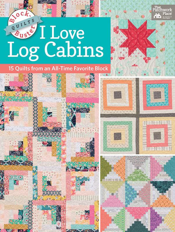 I Love Log Cabins