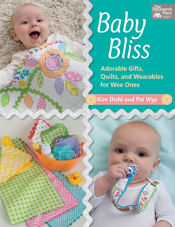 Baby Bliss Book *