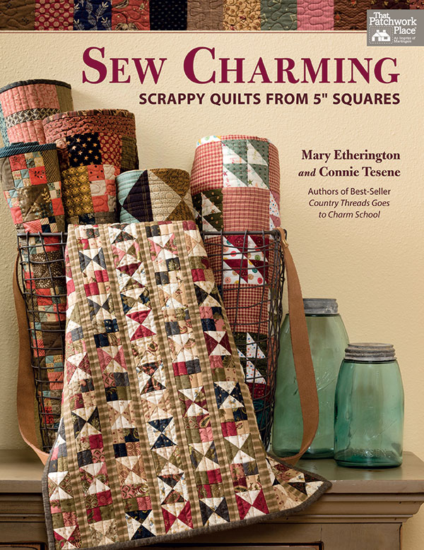 *Sew Charming by Mary Etherington and Connie Tesene
