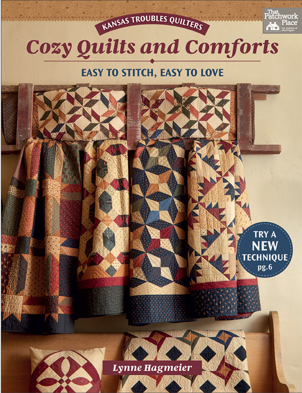 Kansas Troubles Quilters Cozy Q