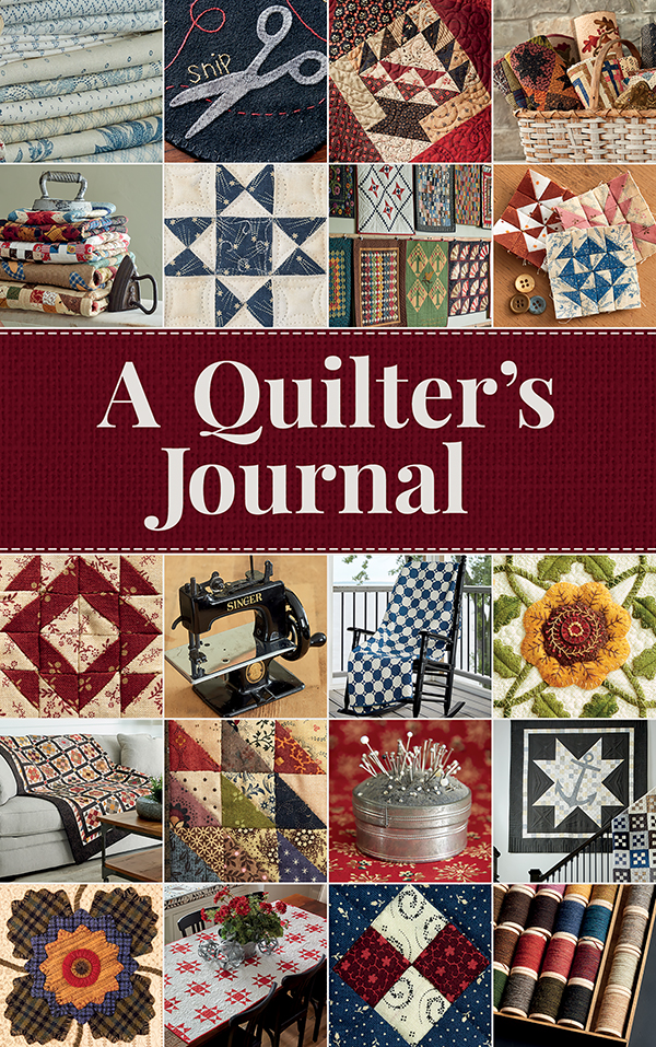 Primitive Gatherings-A Quilters Journal