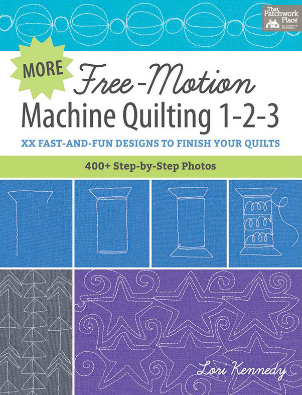More Free Motion Machine Quilt