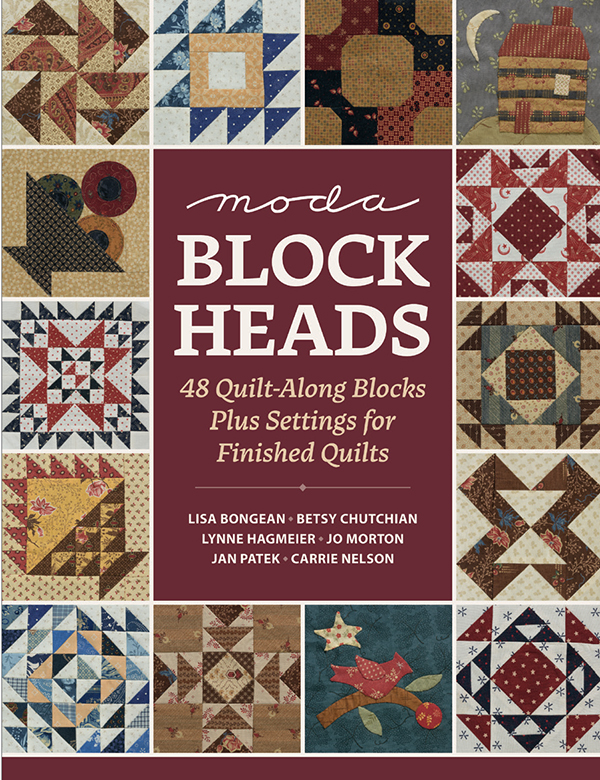 48  Moda Block Heads