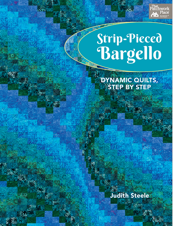 Strip Pieced Bargello Book