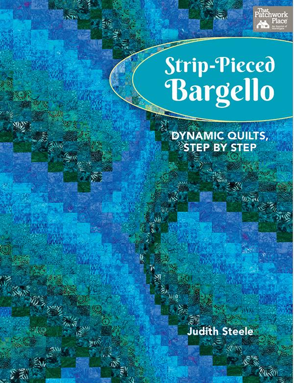 Strip Pieced Bargello