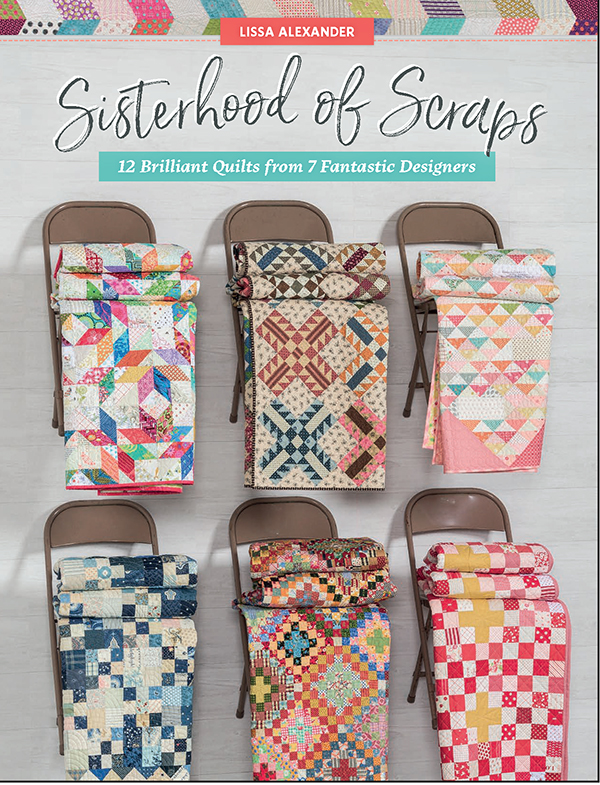 Sisterhood of Scraps Book