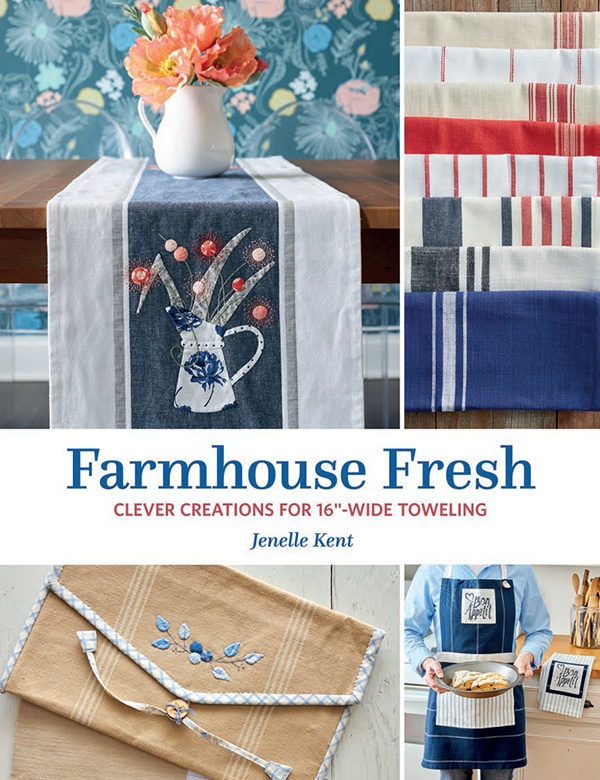 Farmhouse Fresh, Jenelle Kent