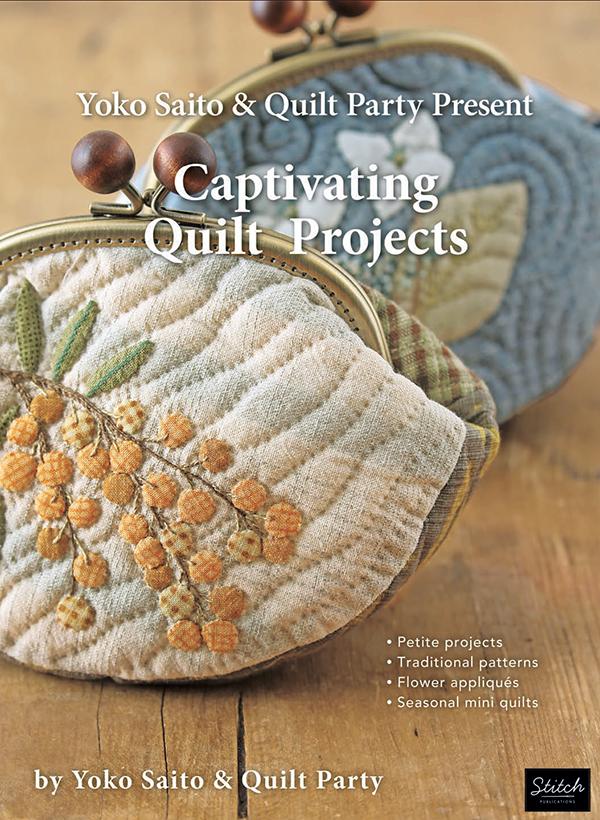 D6021 Captivating Quilt Projects