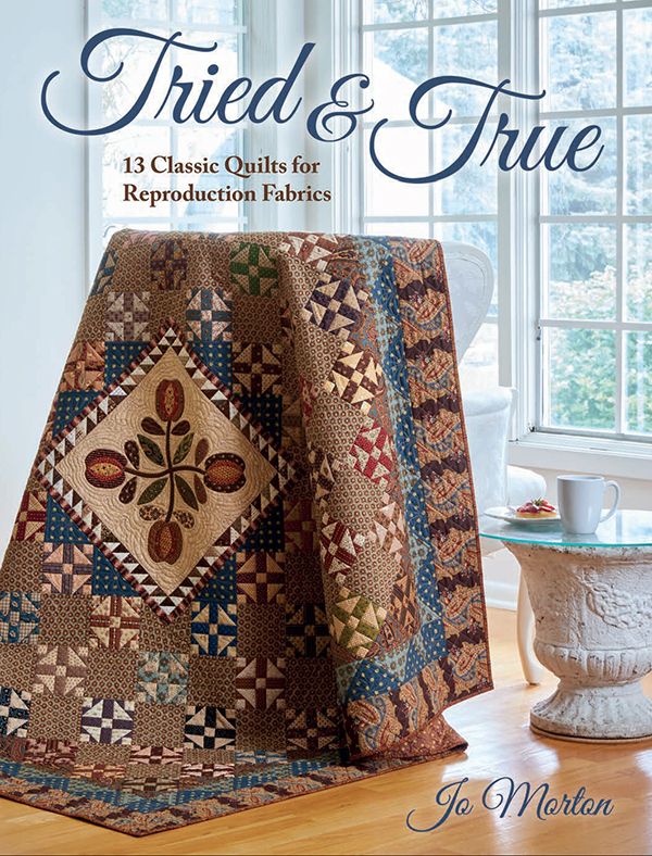 Tried & True - book