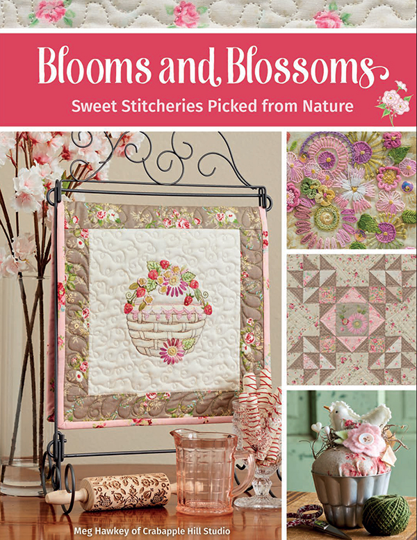 Blooms and Blossoms, Meg Hawkey of Crabapple Hill Studio