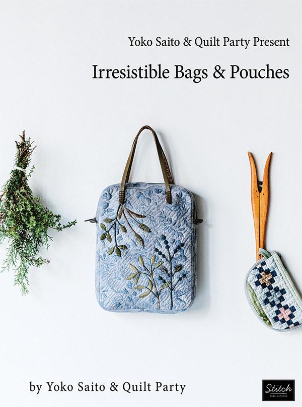 Yoko Saito - Book Irresistible Bags & Pouches - D6022
