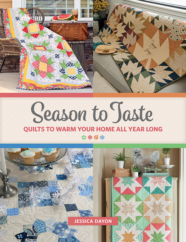 Season To Taste by Jessica Dayton