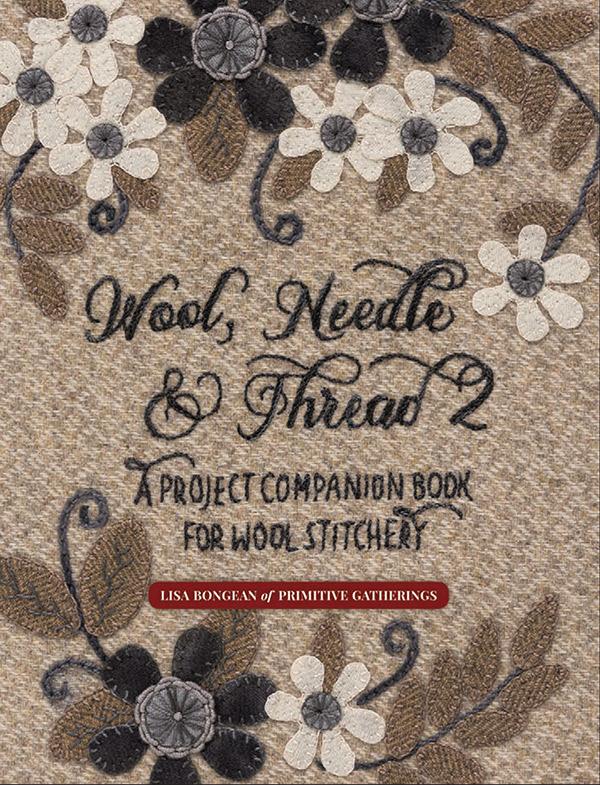 Wool Needle And Thread 2