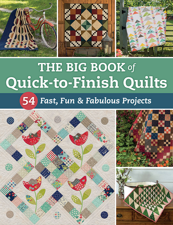 The Big Book Of Quick To Finish