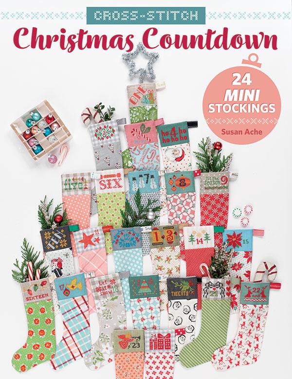 Cross-Stitch Christmas Countdow