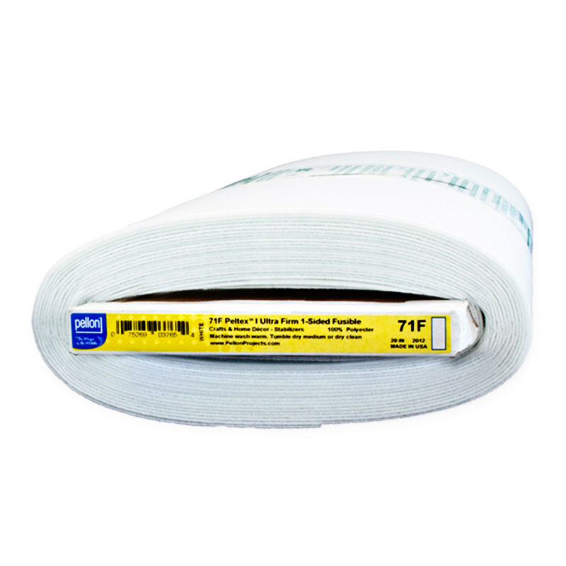 Pellon Peltex 1 sided fusible