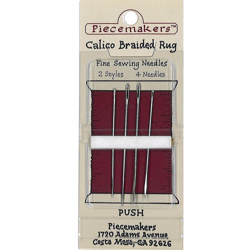Calico Braided Rug Needles
