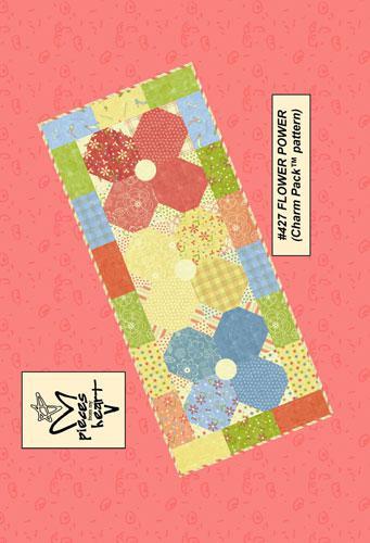 Flower Power pattern #427