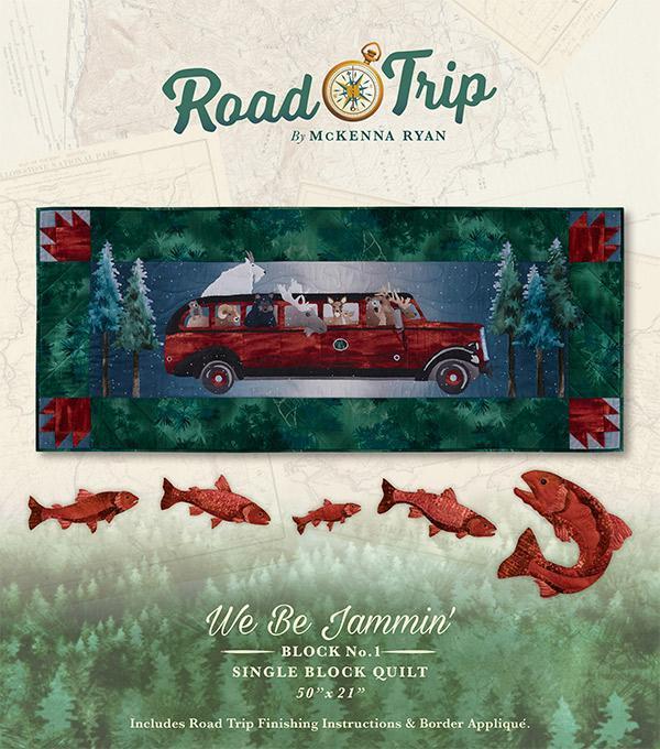 Road Trip / We Be Jammin