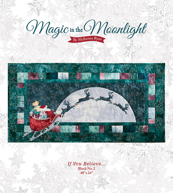 Magic In The Moonlight/If You Believe...