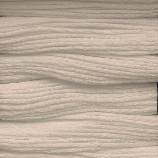 Finca Floss White (0001)